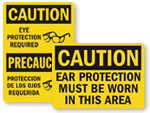 Personal Protective Equipment Labels