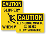 General Safety Labels