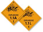 Class 1.1 Explosives