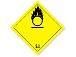Oxidizer I.A.T.A. Blank
