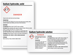 Free Sodium Hydroxide