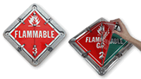 HazMat Placards