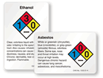 In-Stock NFPA Chemical Labels