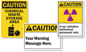 ANSI Caution Labels
