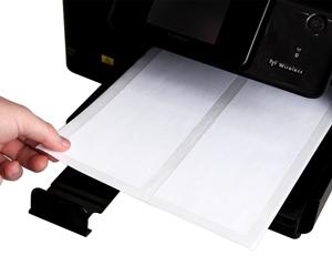 Blank Laser Printer Labels