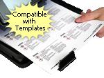 Blank Laser Printable Label Sheets