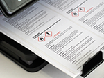 how to create your own msds