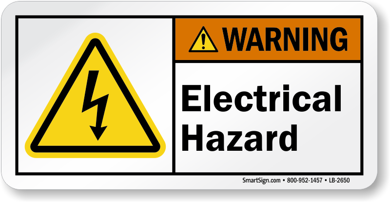 safety use and risk of electricity Electrical safety electricity can be a do not risk injury by modifying or forcing the do's and don'ts of electrical safety do's do use extension.