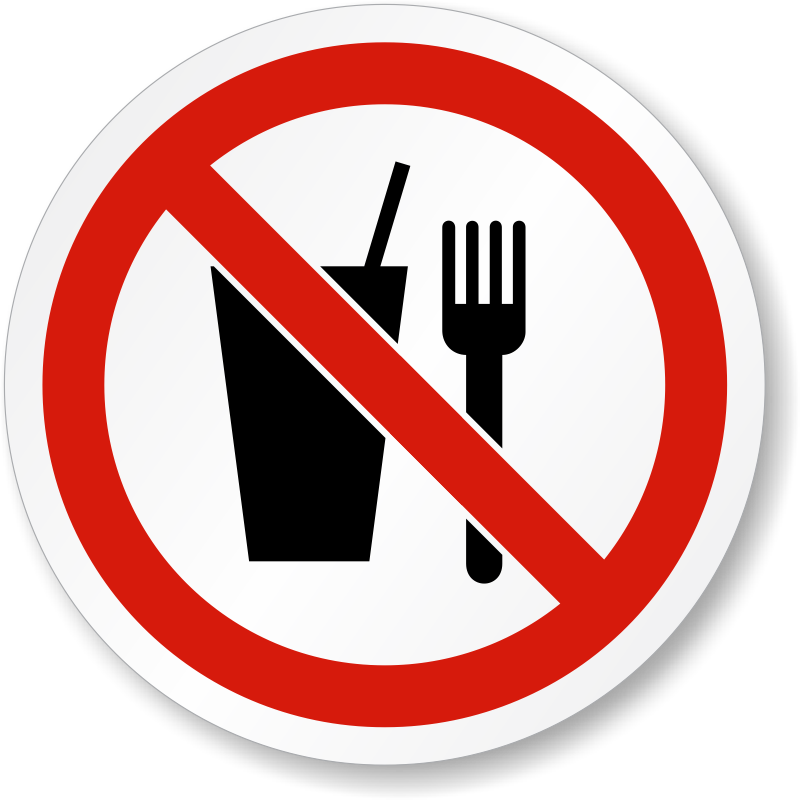 Eating And Drinking At Risk