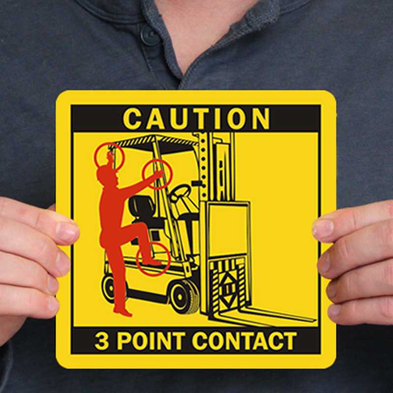 Point Of Contact: Forklift Seat, SKU: LB-0835