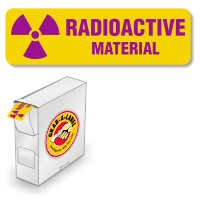 Radioactive Material (with Trefoil)