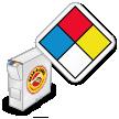 NFPA Mini Paper Labels
