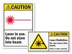 Laser Warning