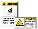 Lockout Labels