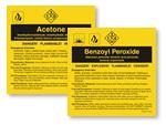 A-B Chemical Labels