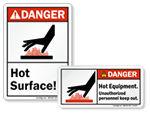 Hot Warning