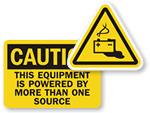 Battery Warning Labels