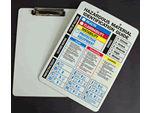 Hazardous Chemical Guide - As a Clipboard