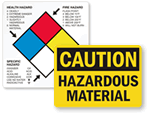 Chemical Labels