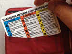 Chemical Safety Wallet Cards