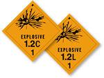 Class 1.2 Explosives