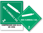 Non-Flammable Gas