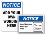 Notice Labels