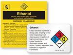 Ethanol Labels