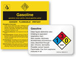 Gasoline Labels