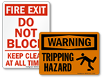 General Safety Labels