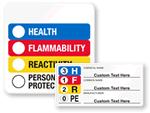 HMIG-HMIS Labels