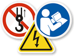 ISO Safety Labels