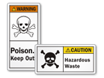 Toxic Chemical Labels