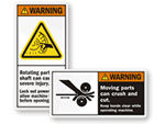 Machine Safety Labels