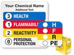 SDS Labels