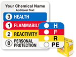SDS Labels