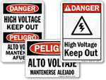 NFPA 70 Signs