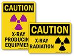 X-Ray Warning