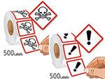 GHS Labels