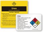 Urea Labels