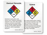 Chemicals O - Z