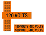 Voltage Labels