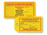 Waste Accumulation Labels