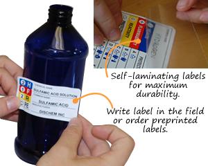 HMIS Labels - HMIG Labels
