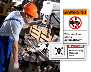 ANSI Product & Safety Labels