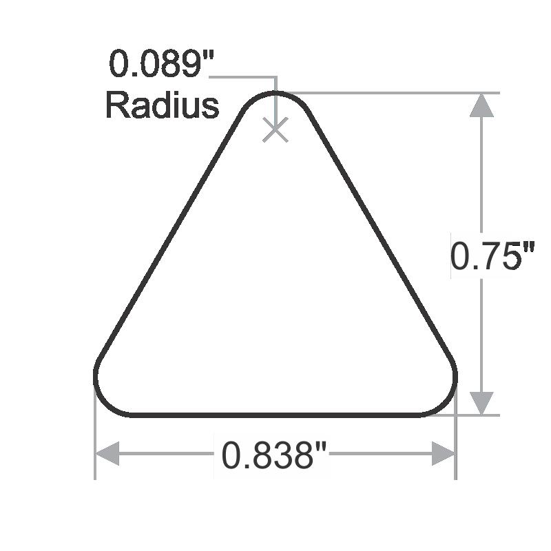Broken Glass Hazard Symbol Iso Triangle Warning Sticker Signs Sku