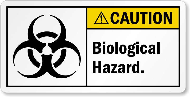Biological Hazard Symbol Meaning 2018 Images Pictures