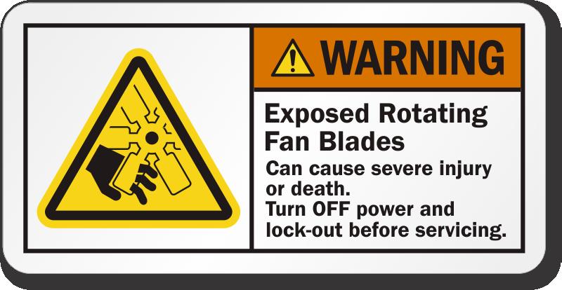 10 Blade Fan