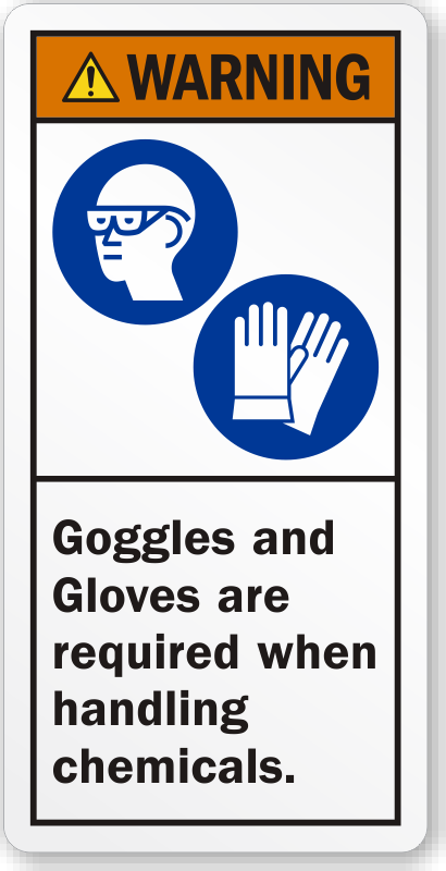 Ppe Personal Protective Equipment Labels