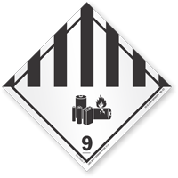 Class 9 Lithium Batteries